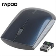 ee135a4bdaa (RAPOO) 2.4GHz 1000DPI USB Wireless Optical Mouse with NANO USB Receiver  for Laptop PC - Blue $20.67