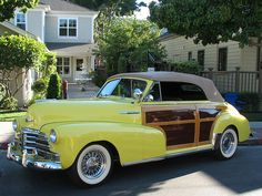 1948 Chevrolet Country Club Convertible