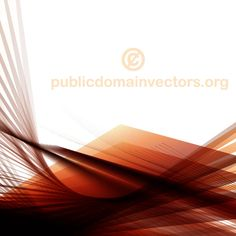 Vector Graphic Abstract Background Illustration