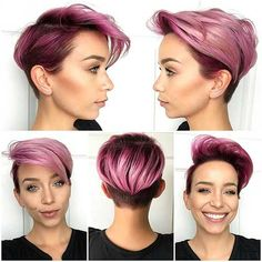 5-Short Hairstyles