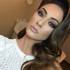 "3,050 Likes, 30 Comments - Sellma Kasumoviq (@sellmakasumoviq) on Instagram: ""#studiosellma #makeup #maccosmetics #hudabeauty #hairkaci #albanian #beauty #face#miss #…"""