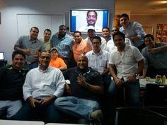 Presentación del Plan al Club Activo 20-30 de Las Cumbres - Presenting the Plan to the Active 20-30 Las Cumbres Club