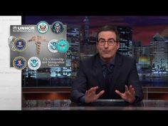 Refugee Crisis: Last Week Tonight with John Oliver (HBO) - YouTube