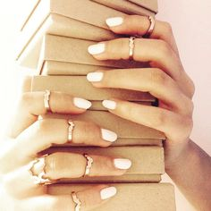 """""""Stacking boxes......stacking rings  #rings #rosegold #jewellery #jewelry #fashionshoot #photography #packaging #branding #handselfie #fashion…"""""""