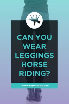 Riding puts special demands on clothing, and comfortable, lightweight, fashionable pants are must-haves. So, can you wear leggings horseback riding? Horse Riding Leggings, Yay Or Neigh, Horseback Riding, Fashion Pants, Tights, Horses, How To Wear, Panty Hose, Hosiery
