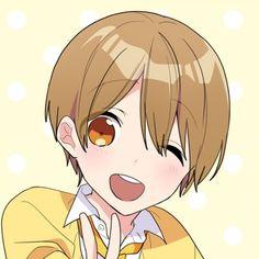 画像 Cute Anime Chibi, Cute Anime Boy, Anime Love, Kawaii Anime, Otaku Anime, Anime Art, Vocaloid, Character Art, Character Design
