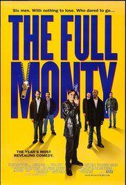 Full Monty - Squattrinati organizzati Poster