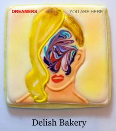 Obsessing over writing, baking, and Mikel Jollett Treat Yourself, The Dreamers, Delish, Bakery, Cookie, Treats, Beautiful, Sweet Like Candy, Biscuit