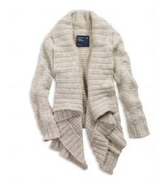 Chunky sweater from American Eagle...
