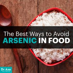 arsenic poisoning - Dr. Axe http://www.draxe.com #health #holistic #natural