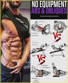 Workout Routines For Beginners, Abs Workout Routines, Gym Workout Tips, Workout Fitness, Workout Videos, Workout Diet, Cardio Gym, Yoga Routines, Boxing Workout