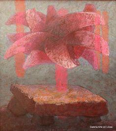 Pasado y Presente Gonzalo Torrico Prado Pintura Óleo sobre tela 80 x 90 cms. 1991 $ 100, 000.00 M.N. www.galeriartenlinea.com #pasionporelarte - Exposición Colectiva Multidisciplinaria 46 Artistas, 74 piezas #arte #art #arts #pintura #painting #escultura #sculpture #dibujo #drawing #grafica #graphic  #colectiva #collective #color #life #vida #multidisciplinaria #multidisciplinary #galeria #gallery  #artists #artistaplastico #proyectonomada #CDI #centrodeportivoisraelita #gael #galeriarten
