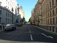 Londen, city