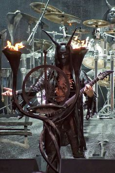 Nergal of Behemoth