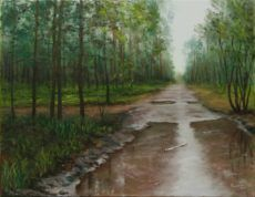 Rain Archives - Page 9 of 10 - Art Wishlist Rain Painting, Country Roads, Art, Craft Art, Kunst