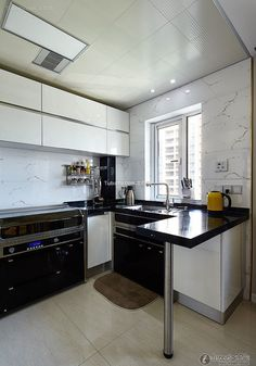 Image result for dark colored kitchens | Bar | Pinterest | Kitchen on small white kitchen gallery, small kitchen designs, small kitchen layouts gallery, small kitchen cabinets gallery, small country kitchen gallery, small kitchen style gallery, kitchen paint gallery,