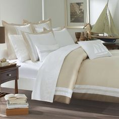 Southern Tide Maritime Duvet Cover Collection
