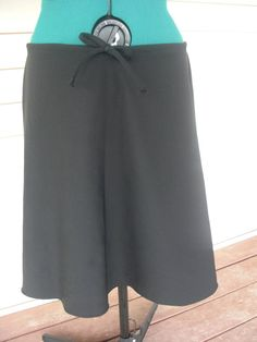 Modest Swimwear, Womens modest swim skirt. It does not come with shorts. It has a drawstring waist band. I can lengthen or shorten it. If you have
