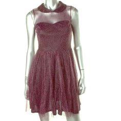 Selling this ⭐️Betsey Johnson Black Tulle Cocktail Collar Dress in my Poshmark closet! My username is: hacsince91. #shopmycloset #poshmark…