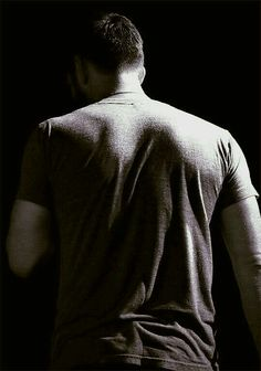 Dean winchester back