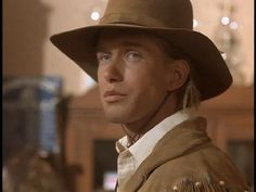 Stephen Baldwin as William F. Cody in the Young Riders