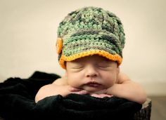 Ravelry: Freedom Fighter Newsboy Cap pattern by Crochet by Jennifer