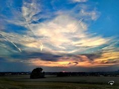 SUNSET OVER SCHWEINFURT by benictures on 500px
