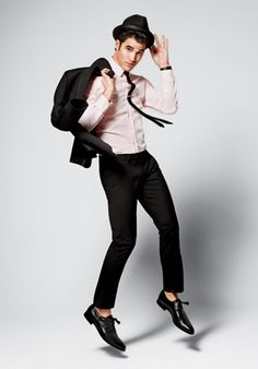 I wonder if I could get Nathan to dress like this?