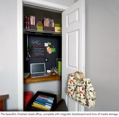 38 best pretty small offices closet offices images on pinterest