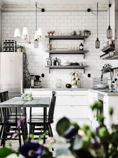 Interiors: Beautiful Scandinavian Home and a Stunning Kitchen | Project Fairytale | Bloglovin'