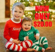 EXCLUSIVE*** Toddler and Kids Unisex Red, White, and Green Matching ...