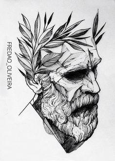 Fredao Oliveira - Tattoo Head