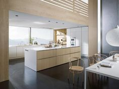 Siematic, S2 by KONST SieMatic - Kitchen Interior Design with Moooi Non random