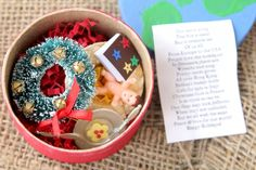 Girl Scout idea, but great for teaching holidays around the world