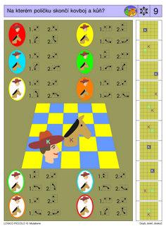 Soubor Logico Piccolo - Oko a ruka - Vizuální vnímání Soubor Logico Piccolo - Oko a ruka - Vizuální vnímání Určeno dětem od 8 let - soubor je zajímavý i pro nadané děti mladšího věku Soubor obsahuje 16