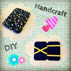 DIY by Tania Ishii! Minha primeira carteira mágica!