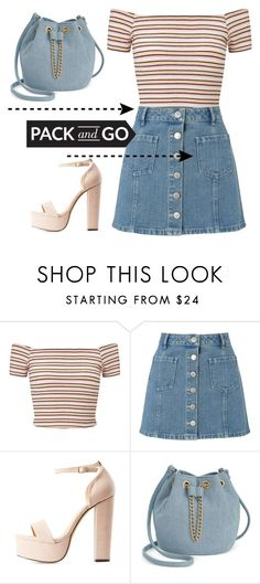 """Love❤️"" by mackers801 ❤ liked on Polyvore featuring Miss Selfridge, Charlotte Russe and INC International Concepts"
