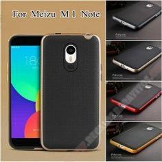 Carcasa híbrida diseño espectacular para tu móvil Meizu M1 Note