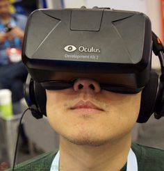 Google Glass Lead Engineer Leaves To Work On Oculus Rift