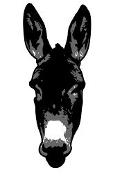 Image result for donkeys clipart