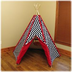 Ozark Mountain Kids Navy Chevron and Red Minky Teepee Ozark Mountain Kids,http://www.amazon.com/dp/B00EW1P82S/ref=cm_sw_r_pi_dp_cE7wtb0ZE17XRQRX