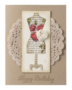 Stampin Up - All Dressed Up (Spellbinders has a similar die, dress forms)