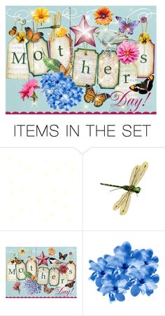 """Mother's Day"" by aysebt ❤ liked on Polyvore featuring art"