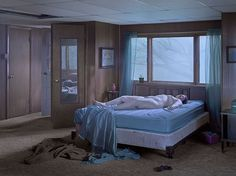 Gregory Crewdson, Cathedral Of Pines, 2016