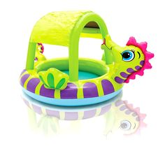 Intex Seahorse Baby Pool | ToysRUs Australia, Official Site - Toys, Games, Outdoor Fun, Baby Products & More