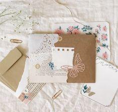 Paper Letters, Pen Pal Letters, Cute Letters, Journal Stickers, Art Journal Pages, Aesthetic Letters, Mail Art Envelopes, Easy Doodle Art, Decorated Envelopes