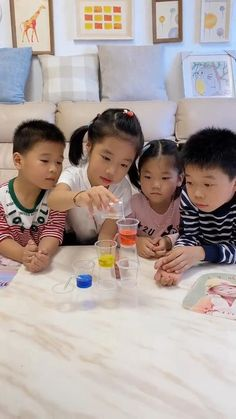 Science Experiments For Preschoolers, Science Projects For Kids, Cool Science Experiments, Easy Science, Preschool Science, Science For Kids, Toddler Learning Activities, Craft Activities For Kids, Kids And Parenting