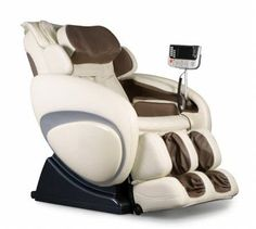 Shiatsu Massage Sit back, relax and enjoy your own Massage Chair. - Enjoy the perks of ultimate comfort with the Zero Gravity Massage Chair. Massage away the stresses of the day with your very own massage chair. Good Massage, Chair Upholstery, Massage Chair, Neck Massage, Percussion, Decoration, Leather, Rollers, Full Body
