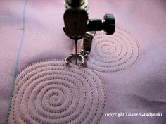 Tutorial  ~  Celtic Bubbles ~ Diane Gaudynski A New Tradition in Quilting