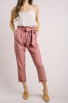de4c03ffea0 59 Best Paper bag waist pants images